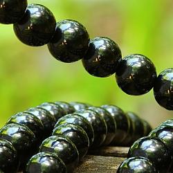 Turmalin Black Beads 12mm 40cm natural loosse beads
