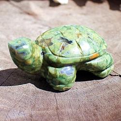 Rhyolith Steinschildkröte