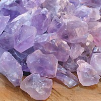 Amethyst for Water Energising Raw (2.2 lbs)