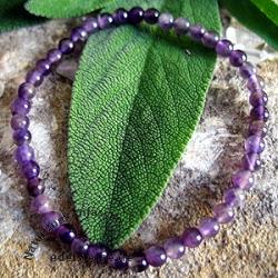 Amethyste Gemstone Bracelet
