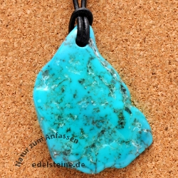 Turquoise Nugget A-Quality 25-30mm