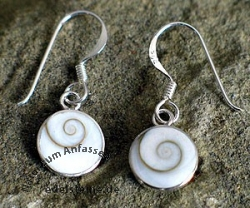 Shiva Shell Earrings SHOH1