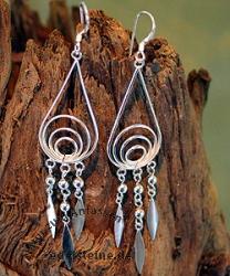 Silber-Ohrring SIOH2