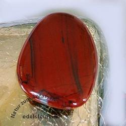 Roter Jaspis Seifenstein Flacher Roter Jaspis Edelstein A