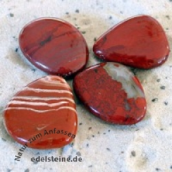 Red Jasper Soapstone 5 pieces