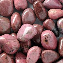 Rhodonit ATrommelsteine 0,25 kg