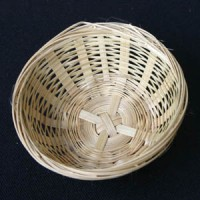 Bamboo baskets 100 pcs
