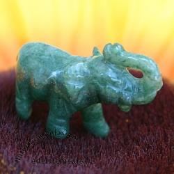 Elephant Engraving Aventurine