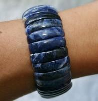 Sodalit Armband