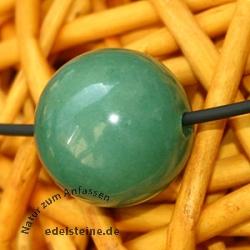 Aventurine Ball Pendant