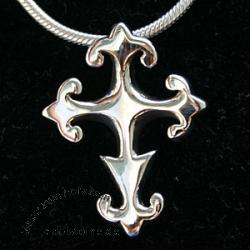Silberkreuz SIKR15