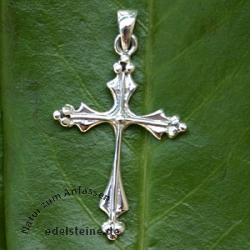 Silberkreuz SIKR17