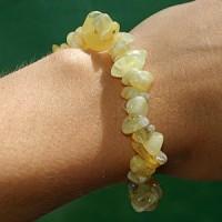 Natürlichkeit - Andenopal Armband