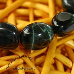 Falkenauge Trommelstein - Armband