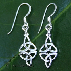 Silber-Ohrring SIOH8