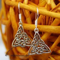 Silver Earring SIOHK10