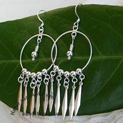 Silver Earring SIOH15