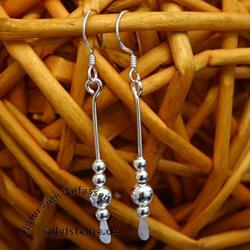 Silver Earring SIOH18