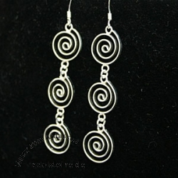 Silber-Ohrring SIOH20