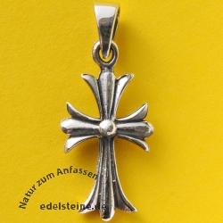 Silberkreuz SIKR16 Klein