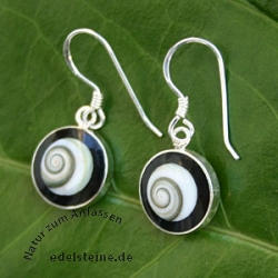 Shiva Shell Earring