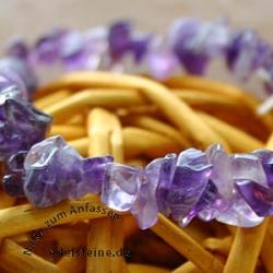 Amethyste bracelet