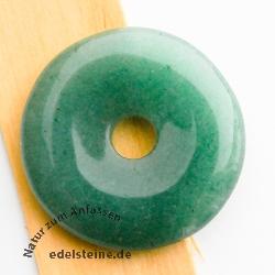 Aventurin Donut 40mm Aventurinscheibe Anhänger