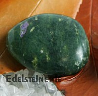 Atlantisit (Stichtit in Serpentin) Chakra stone