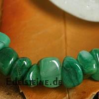 Prase / African Jade Bracelet