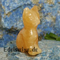 Cat Orange Calcite