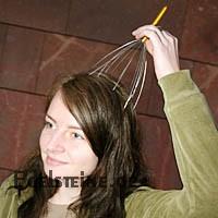 Kopfmassage Geraet