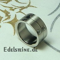 Stainless-Steel Ring ER220