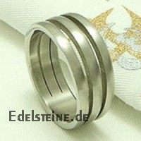 Stainless-Steel Ring ER145