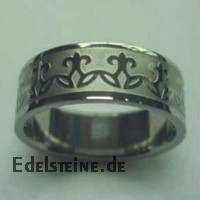 Stainless-Steel Ring ER210