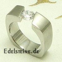Stainless-Steel Ring ER305