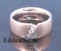 Stainless-Steel Ring ER325