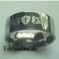 Stainless-Steel Ring ER475