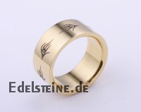 Stainless-Steel Ring ER575