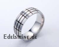 Stainless-Steel Ring ER580