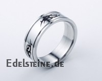 Stainless-Steel Ring ER585