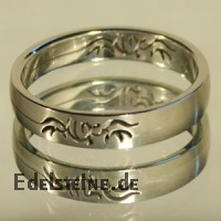 Stainless-Steel Ring ER108