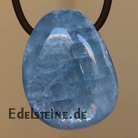 Celestite Pendant Drop shape 17-19mm