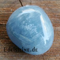Celestite Handstone 20/35mm Tumbled Stone