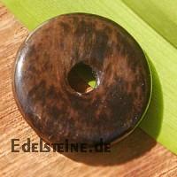 Gold Obsidian Donut