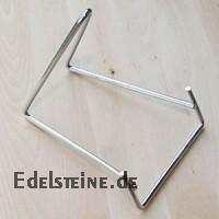 Deko-Staender Metall 15 cm