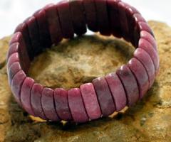 Rhodonit Armband 25mm