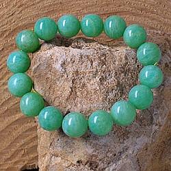Amazonite Bracelet ball