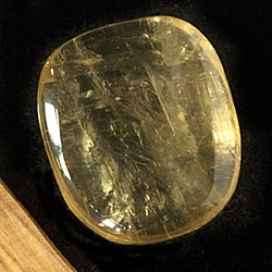 Calcite Yellow Handstone