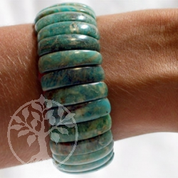 Amazonit Armband - B Qualitaet