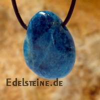 Apatite blue Pendant mini